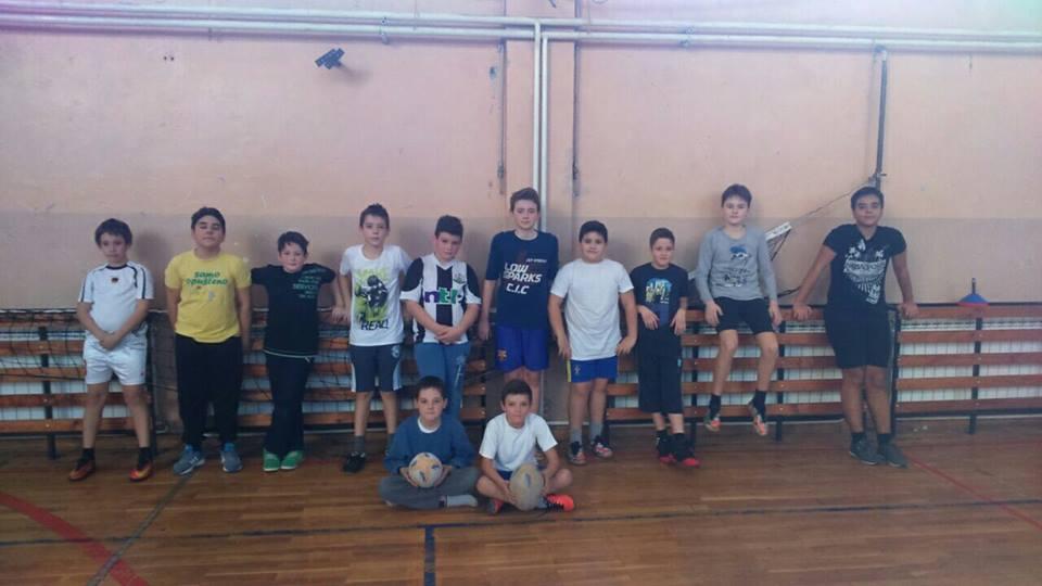 Skolski Ragbi - Pancevo